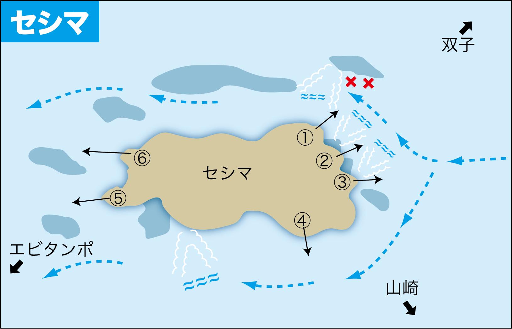 グレ釣り一直線5-8