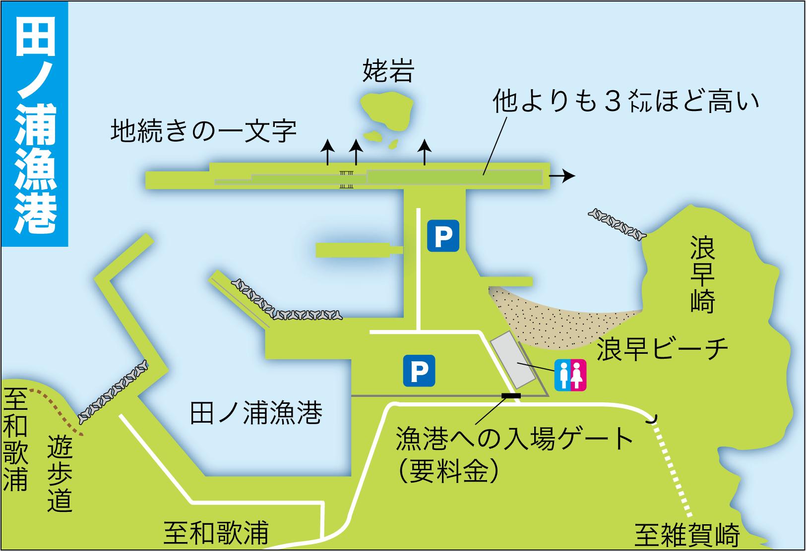 ガシラ・メバル釣り場3