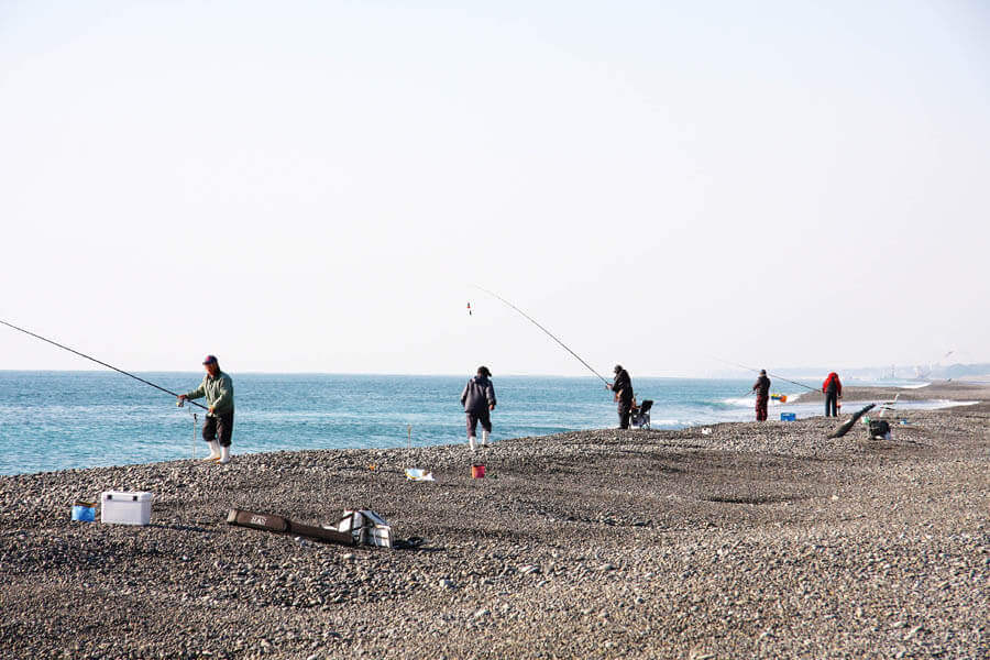 七里御浜カゴ釣り13