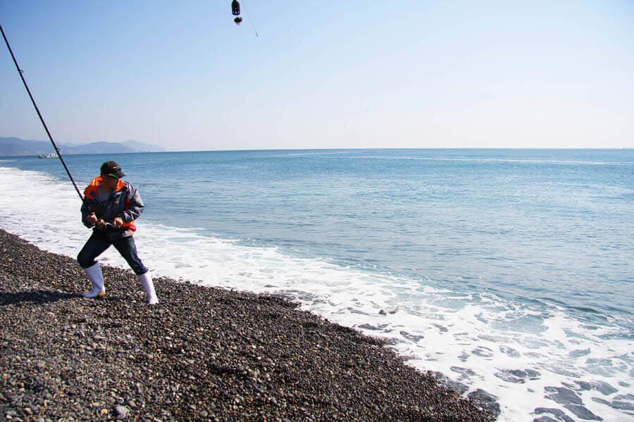 七里御浜カゴ釣り14