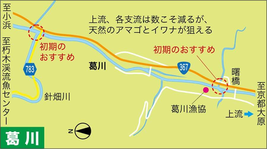 渓流アマゴヤマメ葛川山田9