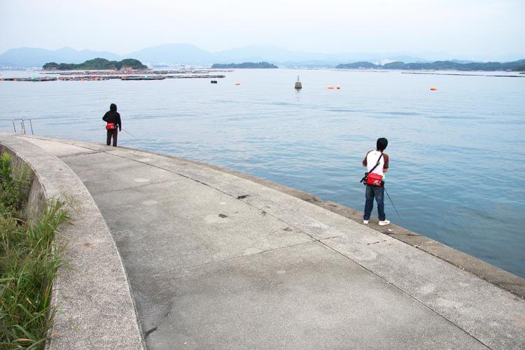 釣り場ガイド ホテル川久裏3