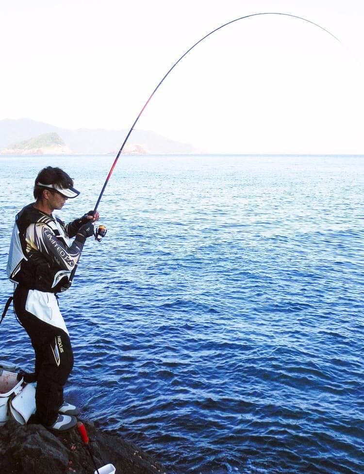 グレ釣り一直線12中泊2