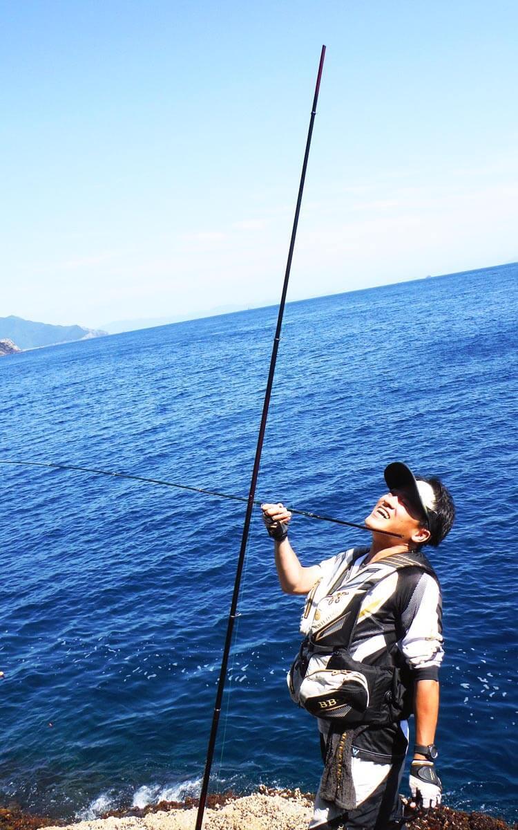 グレ釣り一直線12中泊3
