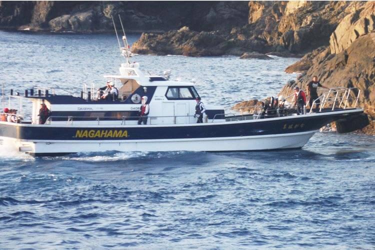 グレ釣り一直線12中泊5
