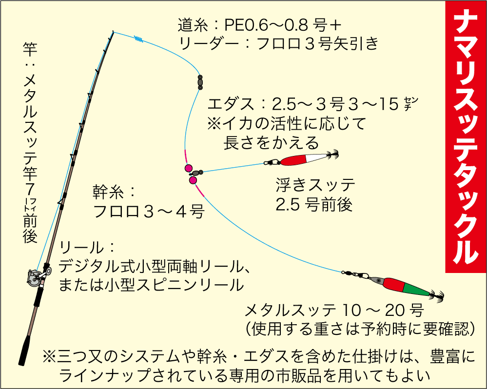 熊野最旬3 錦沖のイカメタル13