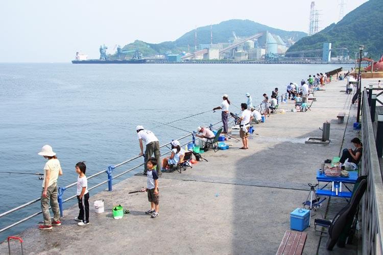 釣り公園ガイド 舞鶴親海公園1