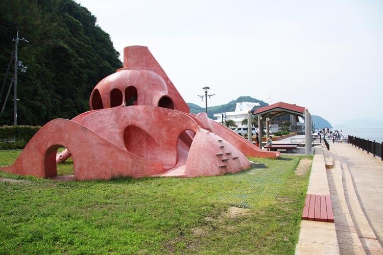 釣り公園ガイド 舞鶴親海公園2