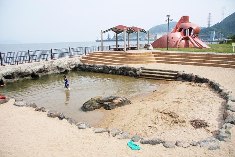 釣り公園ガイド 舞鶴親海公園3