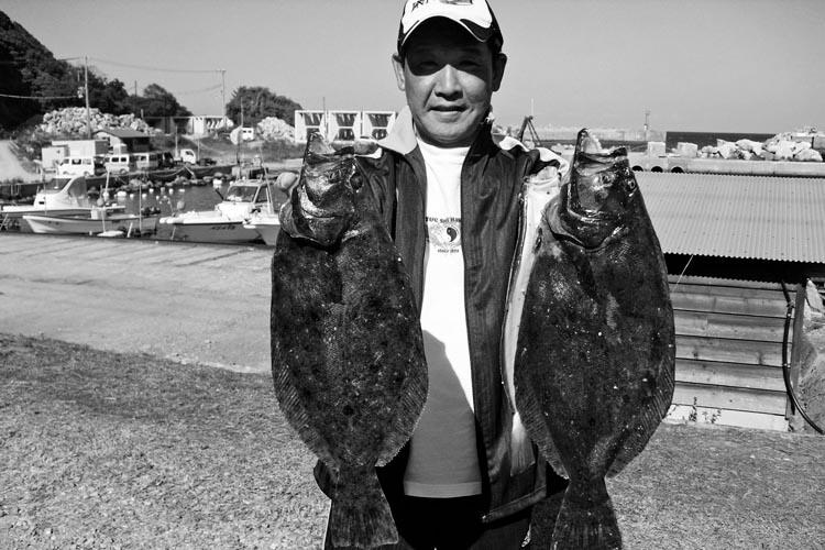 投げ釣りマゴチヒラメ2-6