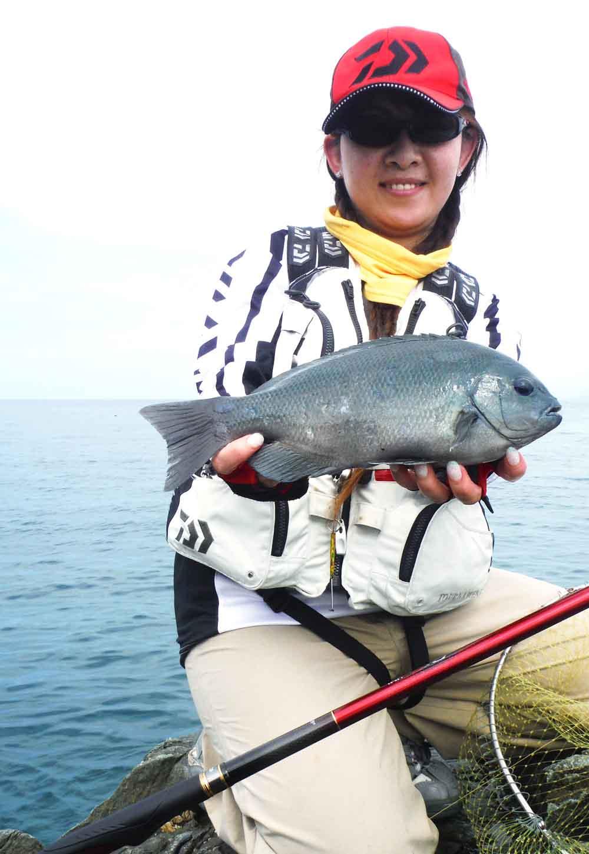 ゆかぼんの釣りに夢中 南紀・袋2