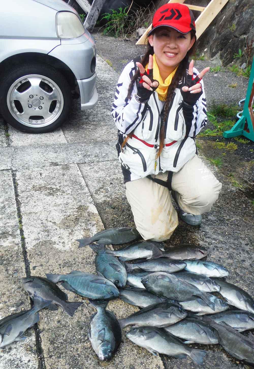 ゆかぼんの釣りに夢中 南紀・袋7