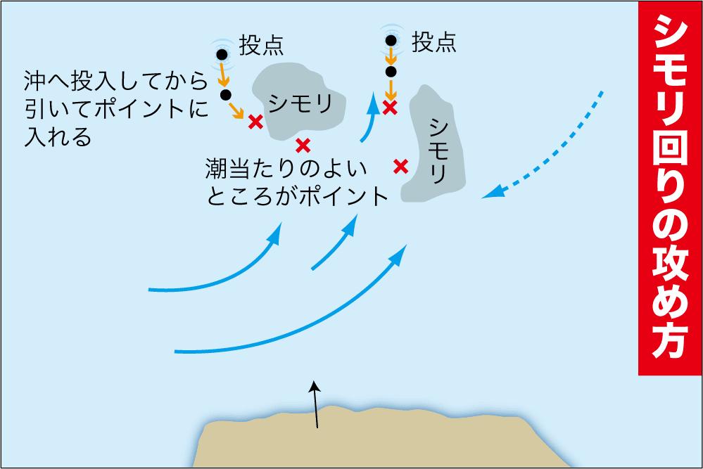 イシダイポイント判別術1-5