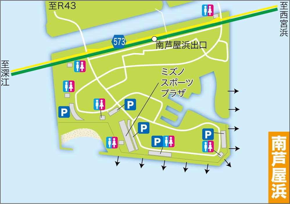 タコ釣り 南芦屋浜6