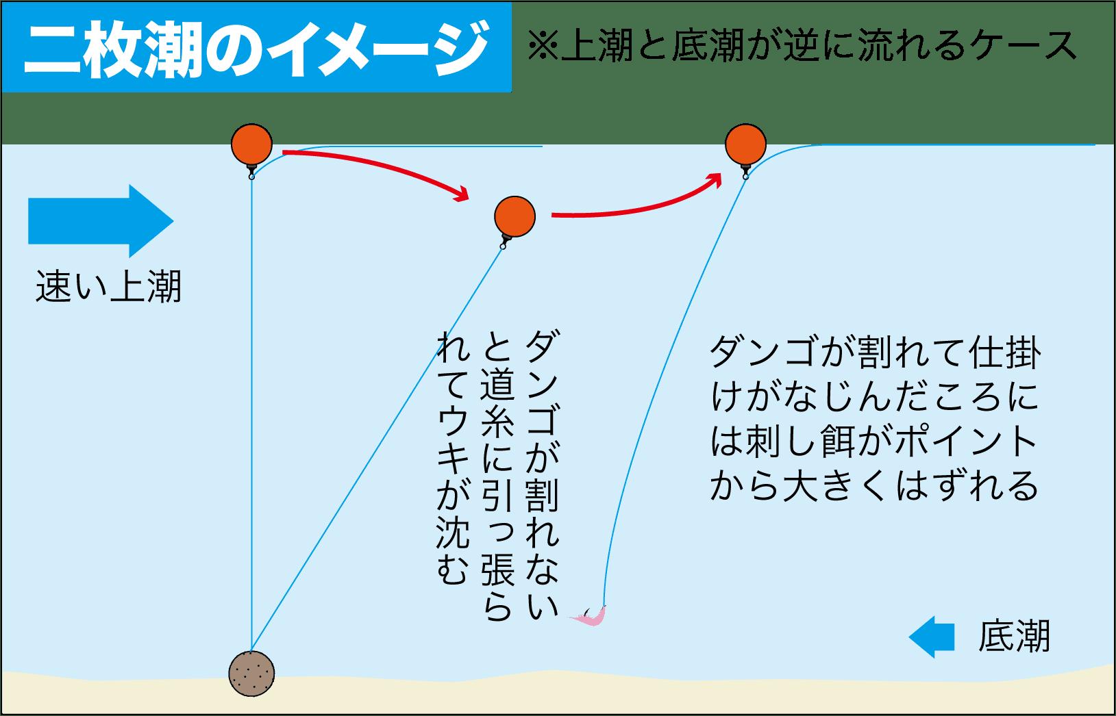 チヌQA紀州釣り二枚潮3