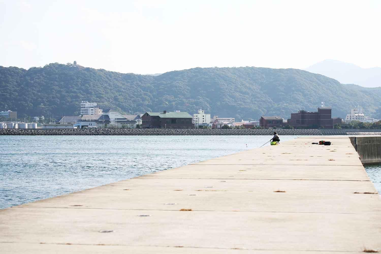 淡路島・炬口漁港4