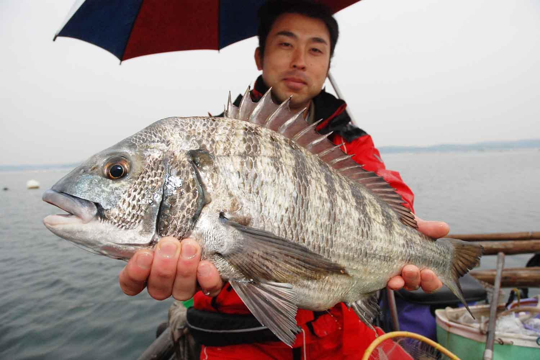 筏チヌ数釣りダンゴ使い3