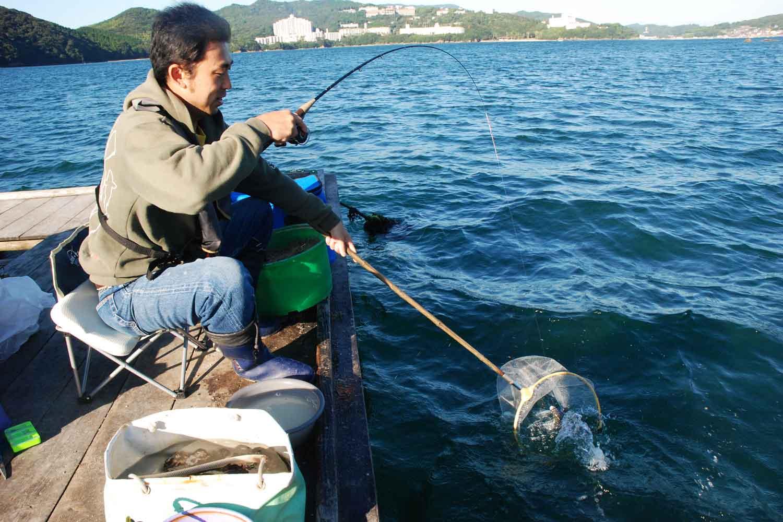 筏チヌ数釣りダンゴ使い8