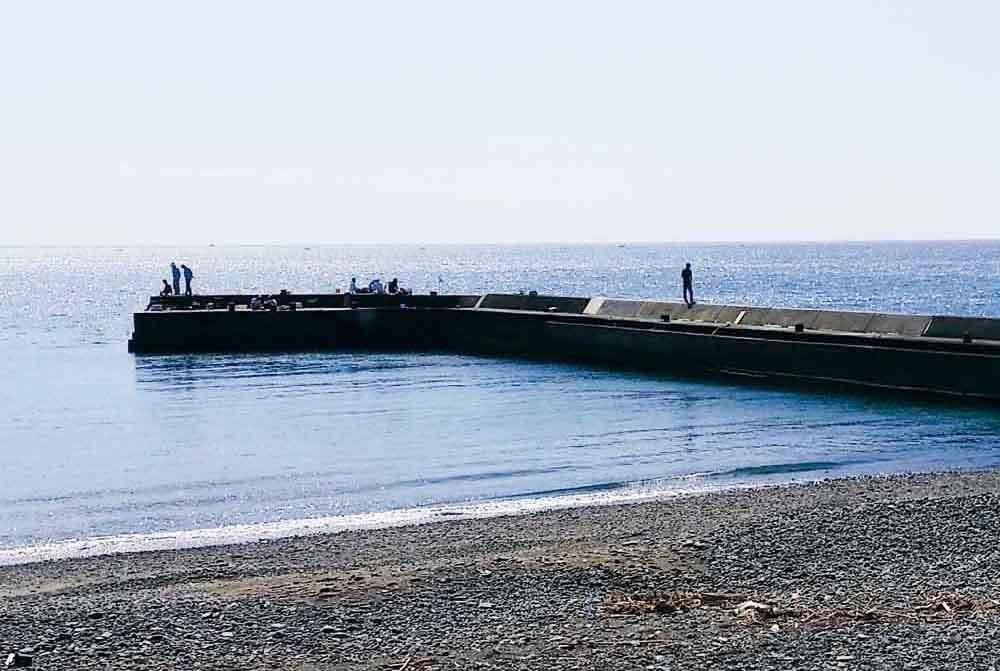 波止釣り中紀グレ6