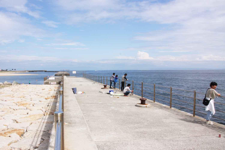 タチウオ(太刀魚)釣り場15
