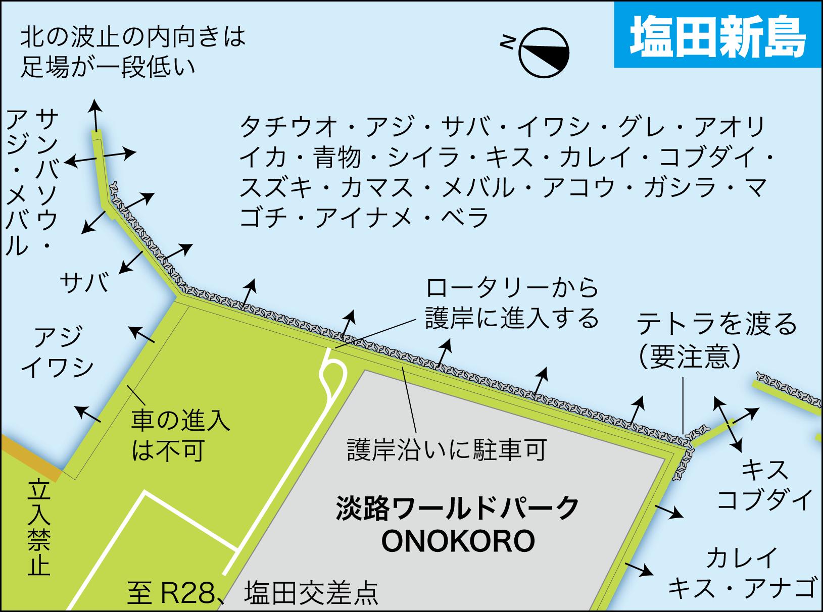 淡路島・塩田新島8