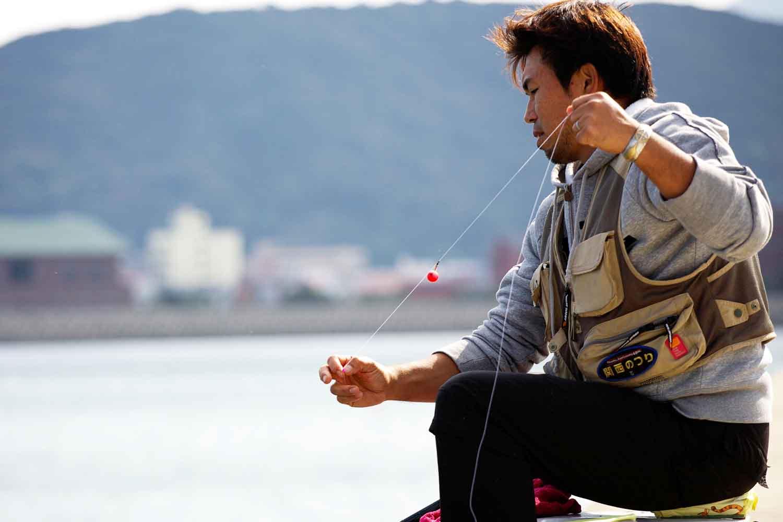 チヌ紀州釣り メンディング2
