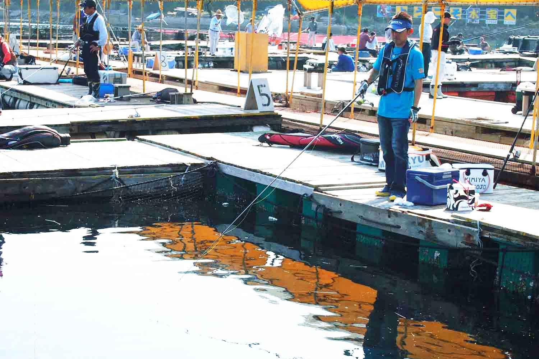 海上釣り堀水宝2
