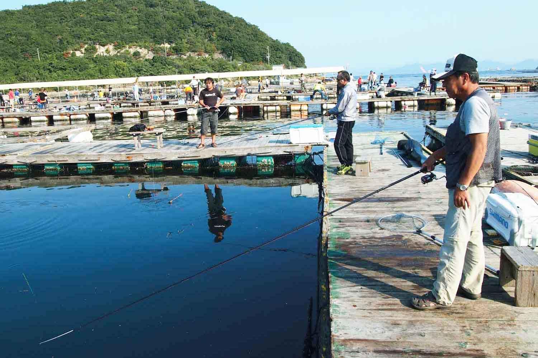 海上釣り堀水宝6