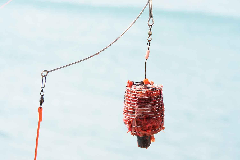 QAカゴ釣りカゴ使い分け1