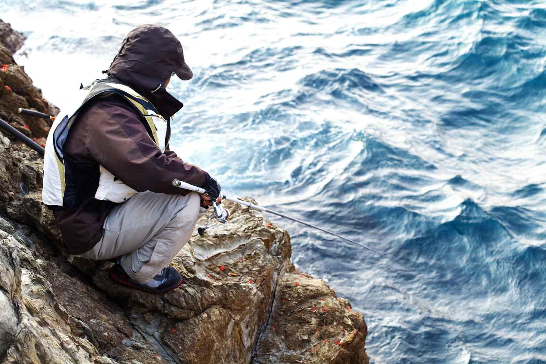 桑原英高のグレ釣り一直線19-5