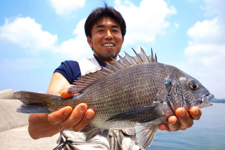チヌ紀州釣り河口5