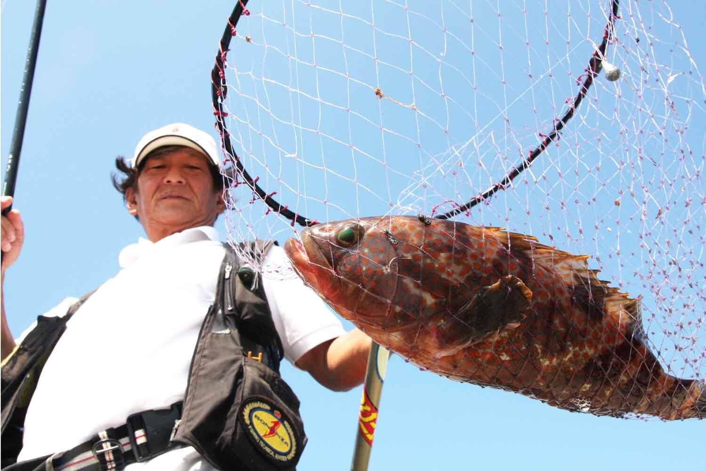 スズキエビ撒き釣り必釣法7