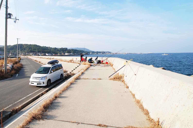 淡路島・浅野漁港3