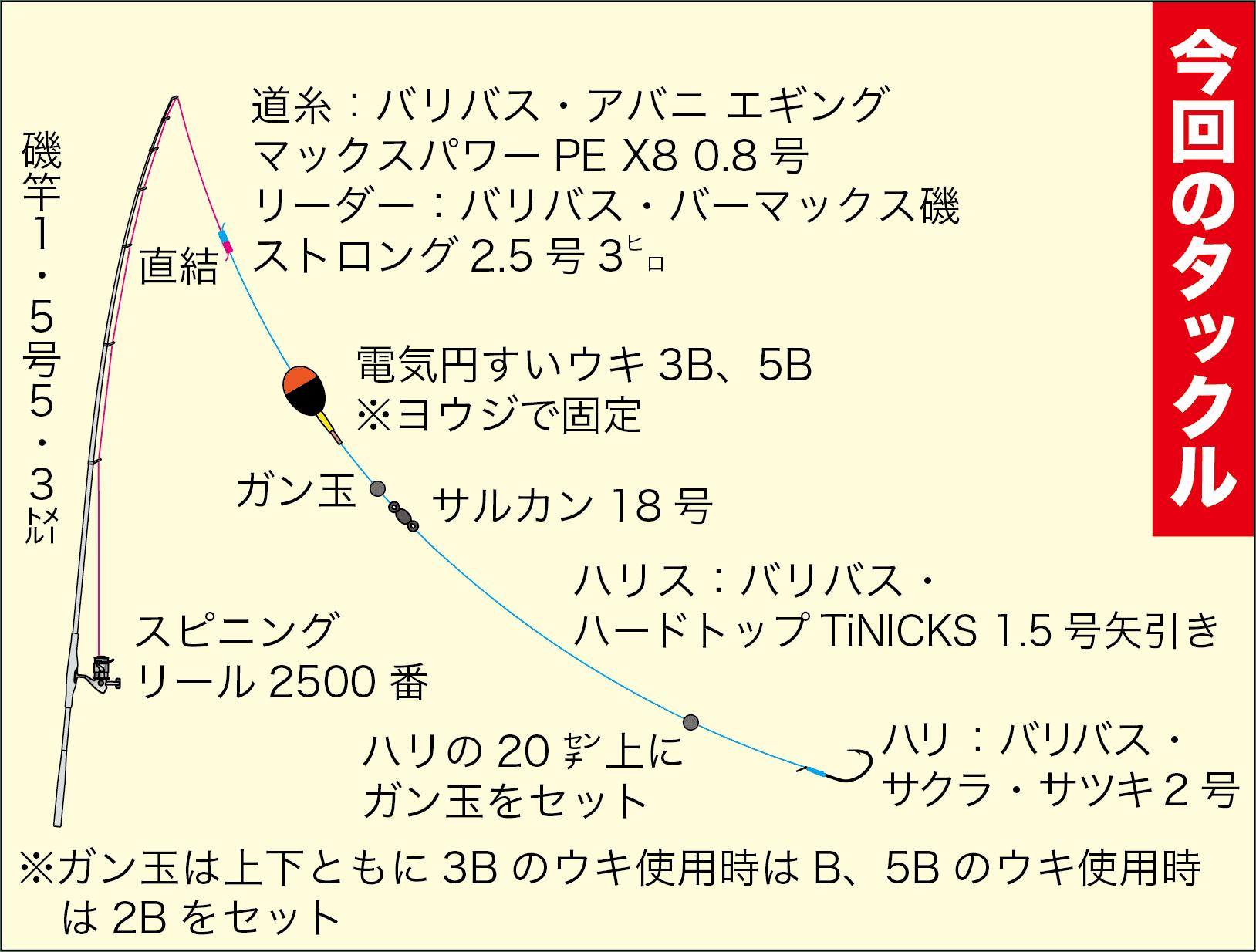 ライブショット21メバル13