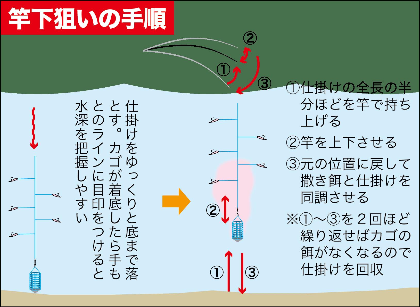 サビキ釣りスズナリ3-10