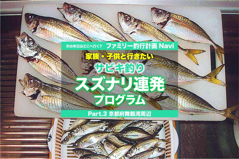 サビキ釣りスズナリ3-1