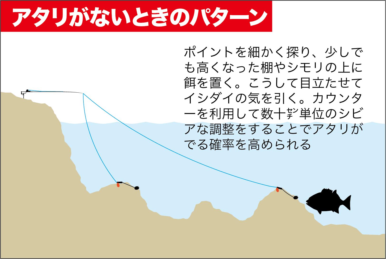 大判イシダイ工夫15