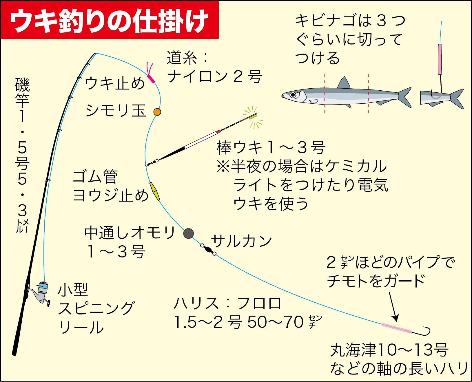 カマスの釣り方13