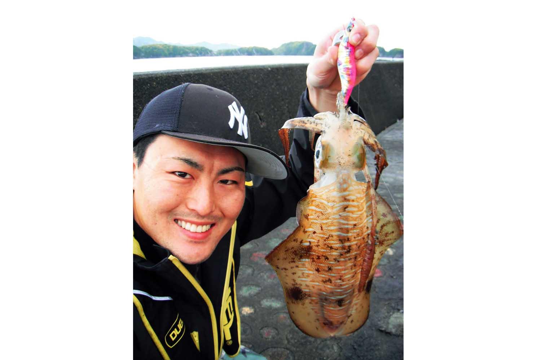 エギング+α神子漁港7