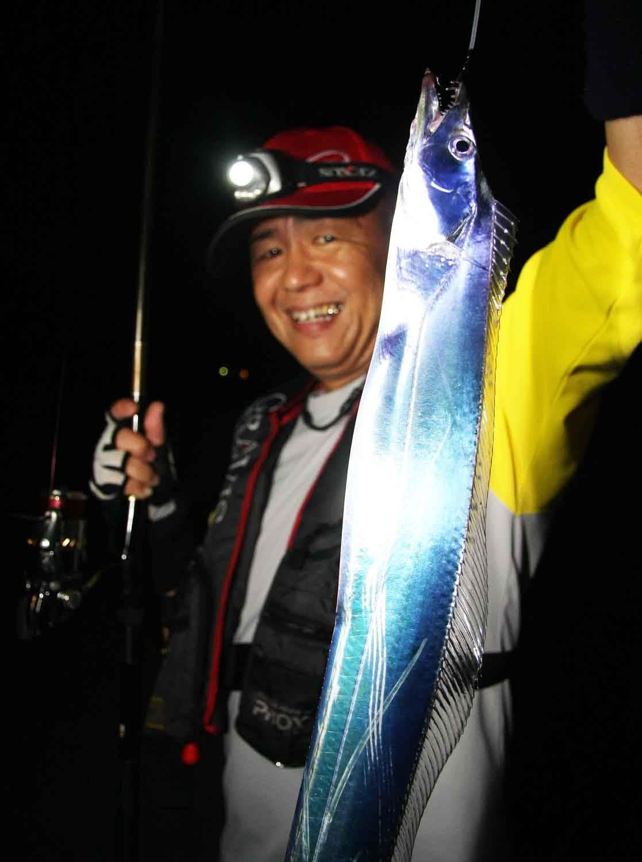 タチウオウキ釣りのコツ7