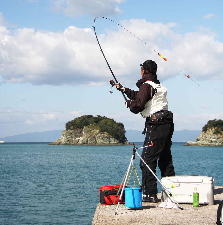 カゴ釣りQA投入方法3