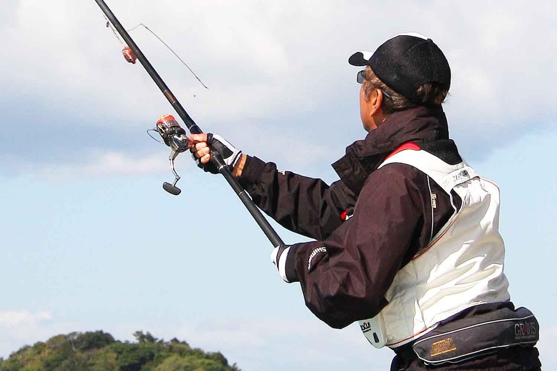 カゴ釣りQA投入方法4