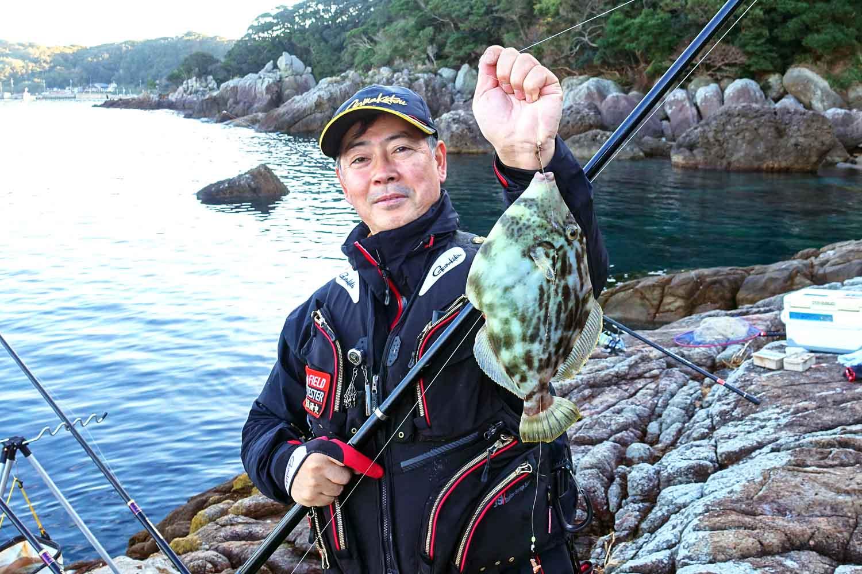 キャスターズ串本カワハギ15-4