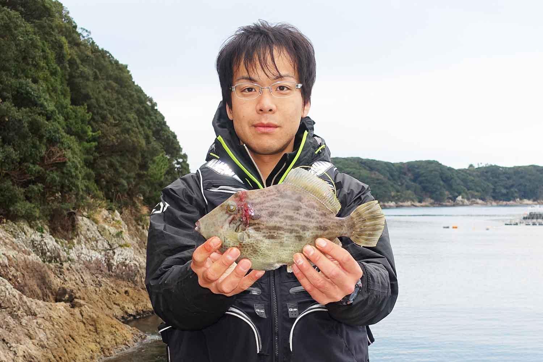 キャスターズ串本カワハギ15-17