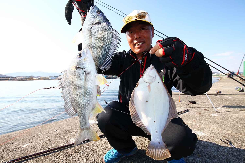 矢野勝彦のカレイ戦略23