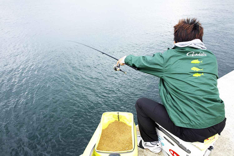 紀州釣りQA遠投の必要性1