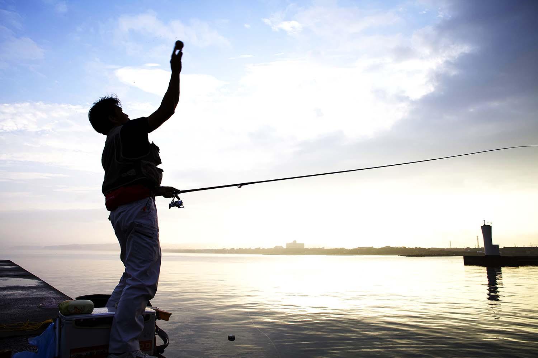 紀州釣りQA遠投の必要性2
