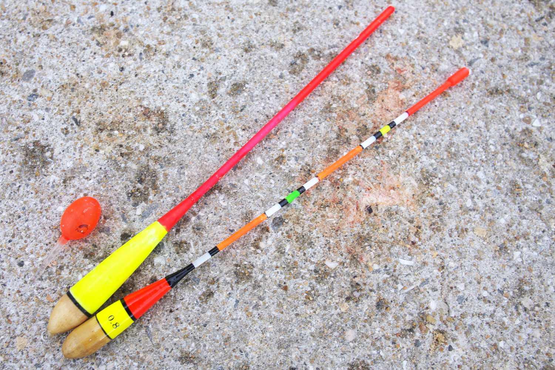 QA紀州釣りダンゴの割れ5
