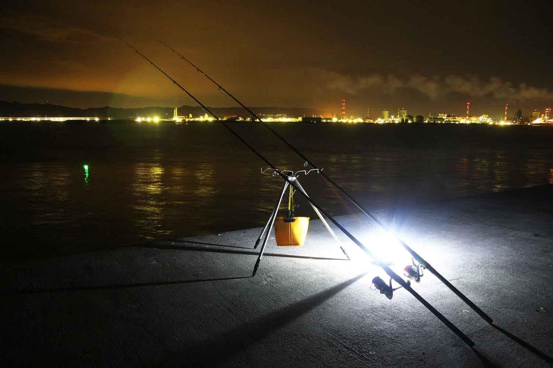 夜釣りの注意点5