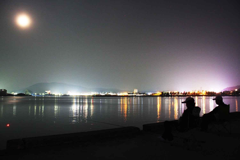 夜釣りの注意点7